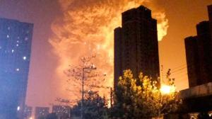 ps tianjin explosion one