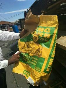 township booze bag