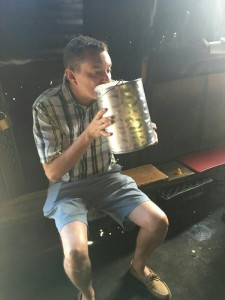 township drinking bucket